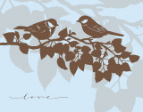 Chickadee Love