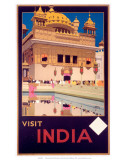 Indian State Railways: Visit India