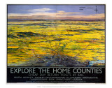 Explore the Home Counties  LNER  c1936
