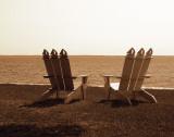 Adirondack Chairs I