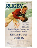 Rugby  LMS  c1928