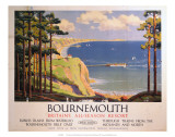 Bourenmouth: Britains All-Season Resort  BR  c1950s