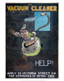 Help!  promoting the British Vacuum Cleaning Company Ltd  c1906