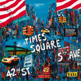 Times Square 5th Avenue