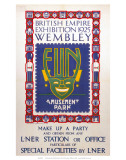 British Empire Exhibition  LNER  c1925