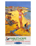 Mablethorpe and Sutton-on-sea  BR  c1950s