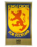 King's Cross for Scotland  LNER  c1923-1947