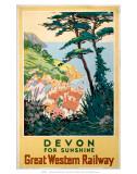 Devon for Sunshine  GWR  c1923-1947