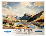 Loch Etive  Western Highlands  BR(ScR)  c1948-1965