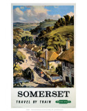 Somerset  BR (WR)  c1948-1965