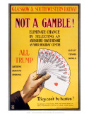 Not a Gamble!  GSWR  c1910