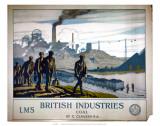 British Industries  Coal  LMS  c1924