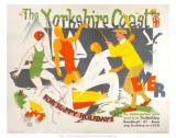 The Yorkshire Coast  LNER  c1930