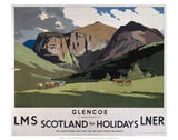 Glencoe  LMS/LNER  c1923-1947