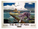 The Isle of Man  BR (LMR)  c1950