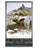 Yorkshire Dales  LNER  c1923-1947