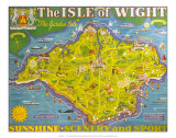 The Isle of Wight  BR  c1949