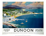 Dunoon  LNER/LMS  c1923-1947