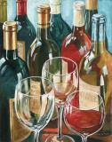 Wine Reflections I