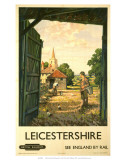 Leicestershire  BR  c1950s