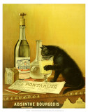 Absinthe Bourgeois  c1900