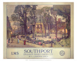 Southport  Englands Seaside Garden City  LMS  c1923-1947