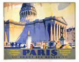 Paris  Short Sea Routes  SR  c1932