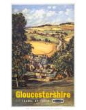 Gloucestershire  BR  c1960