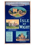 Isle of Wight  Southern Railway  c1923