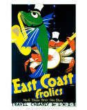 East Coast Frolics  No 6  LNER  c1933