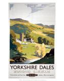 Yorkshire Dales  BR (NER)  c1953