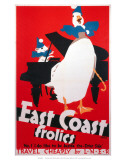 East Coast Frolics  LNER  c1933