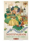 Nottingham  BR  c1953