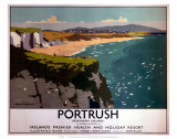 Portrush  Northern Ireland  LMS  c1923-1947