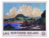 Northern Ireland  LMS  c1944