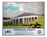 Greenisland Viaducts  LMS  c1923-1947
