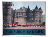 Holyroodhouse  Edinburgh  LNER  c1930