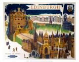 Edinburgh  BR (ScR)  c1948-1965