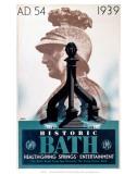 Historic Bath  GWR/LMS  c1939