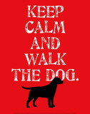 Keep Calm (Labrador)