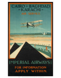 Imperial Airways travel  c1924