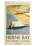 Herne Bay for your Holiday  BR (SR)  c1948