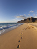 Polihale Beach State Park  Hawaii  USA