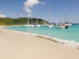Popular Moorings For Bareboaters and Charter Sail  White Bay  Jost Van Dyke  Bvi
