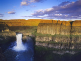 Palouse Falls State Park  Washington  USA