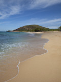 Makena Beach  Oneloa  Big Beach  Maui  Hawaii  USA