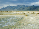Black Rock Desert and High Rock Canyon Emigrant Trails National Conservation Area  Nevada  USA
