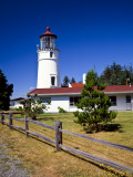 Cape Blanco Lighthouse  Port Orford  Oregon  USA