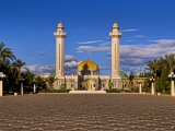 Bourguiba Mausoleum Grounds in Sousse  Monastir  Tunisia