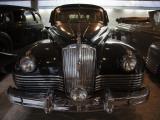 Joseph Stalin in His Kremlin Limousine  Riga Motor Museum  Riga  Latvia